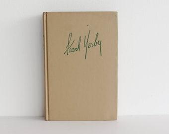 Vintage Frank Yerby Book