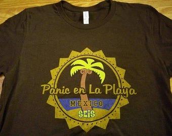 Widespread Panic La Playa Lot Shirt