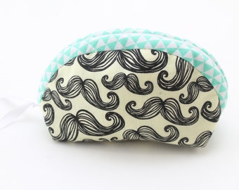 Purse Pattern, Set of 3 sizes coin purse, cosmetic bag Digital PDF Pattern