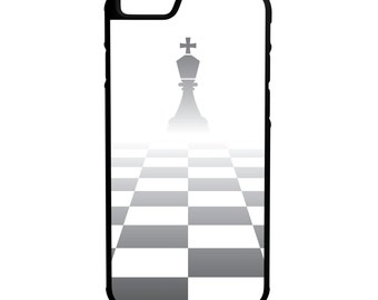 Chess Master iPhone Galaxy Note LG HTC Hybrid Rubber Protective Case