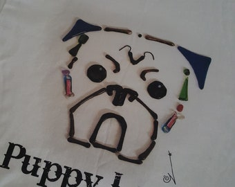 Boxer Original Art Tshirt