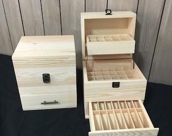 Basic Essential Oil Box 3 Tier