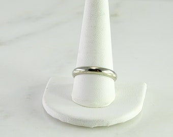 Estonian Silver (875) Stack Ring Size 11