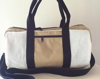 Duffel Bag, Weekender Duffle Bag, Gym Duffel Bag, Vegan Travel Duffle, Mesh Cordura Duffle Bag, Lightweight Duffle Bag,Cross Body Duffle Bag