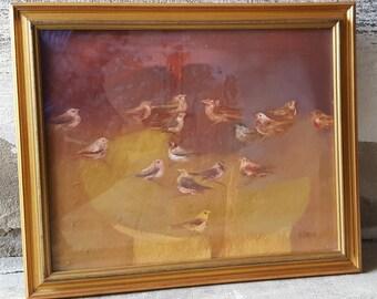 Panzavolta Carlo oil on canvas