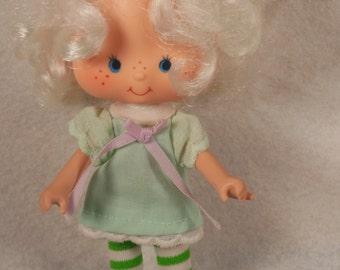 Vintage Strawberry Shortcake Doll-Angle Cake-All Original-American Greetings-1979-