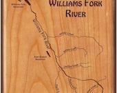 WILLIAMS FORK Upper River...