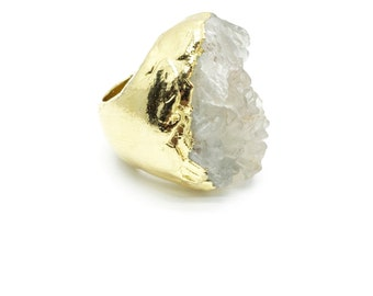 CRYSTAL PLAINS Ring: Alchemy® Collection
