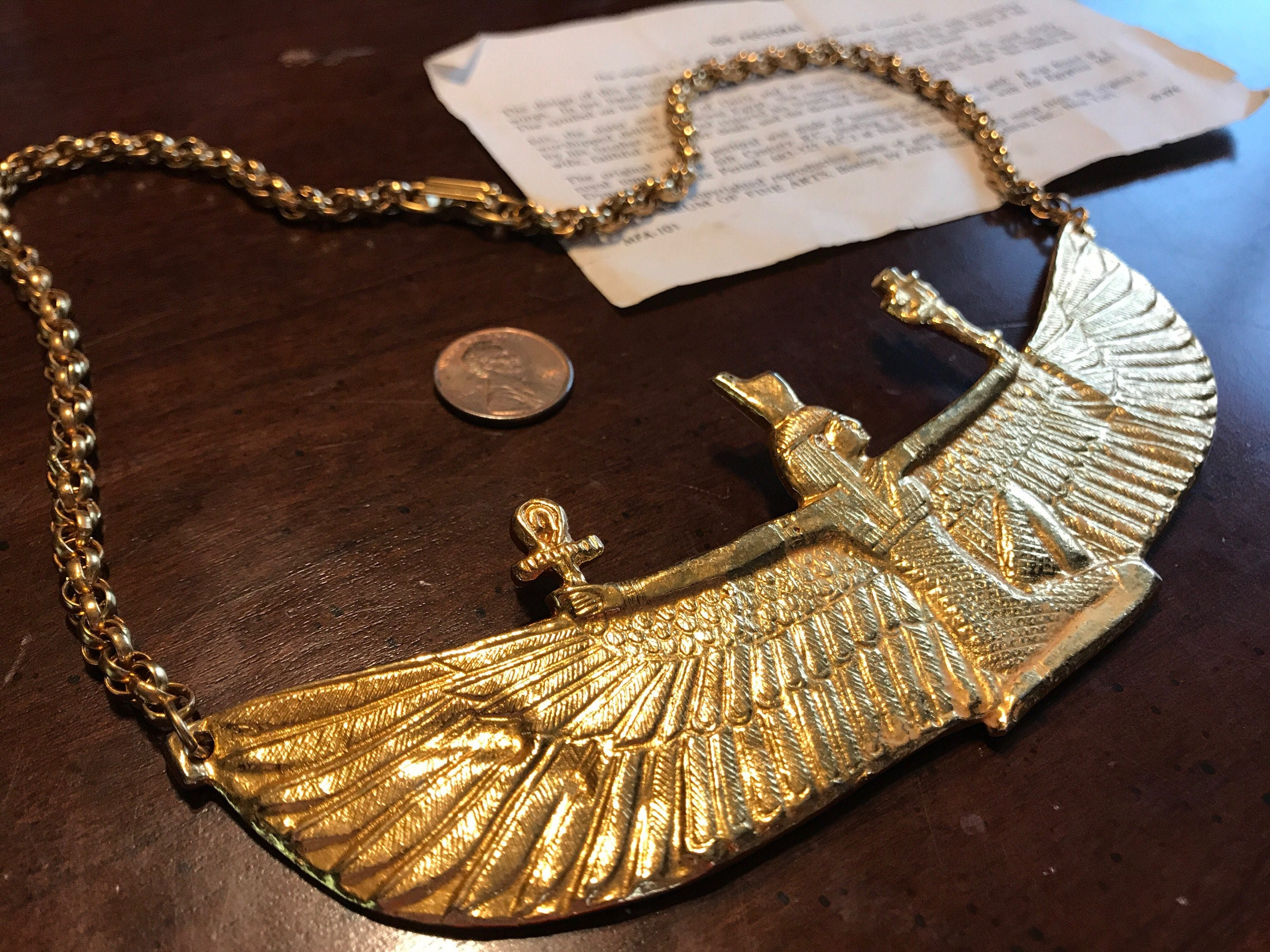 pendant saveenlarge hermes wingedheelnecklace winged galery traumspuren foot necklace