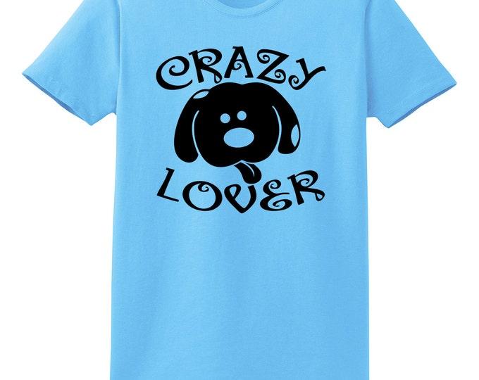 Crazy Dog Lover T-Shirt
