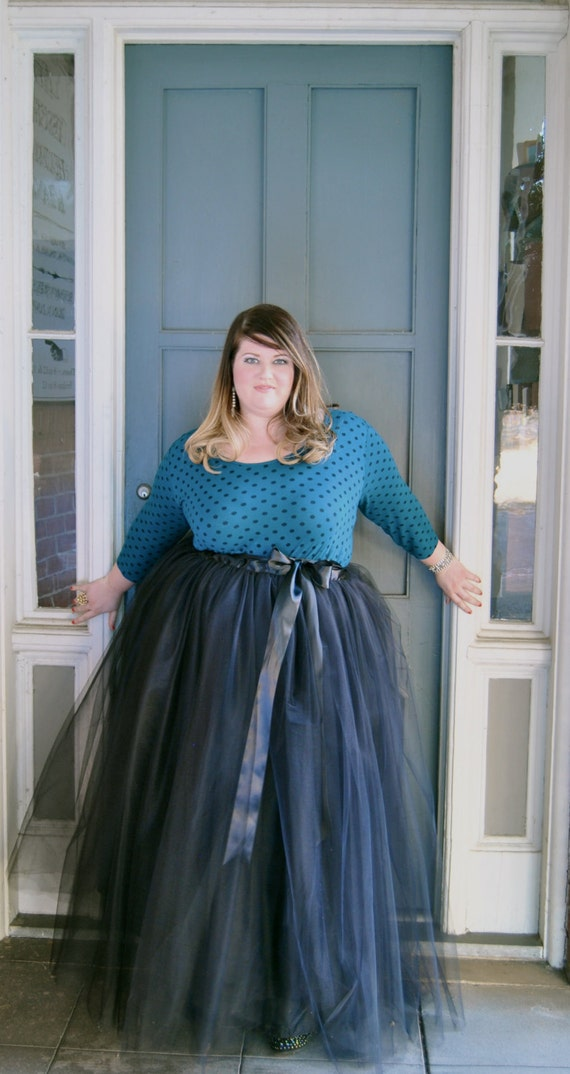 Plus Size Tutu Skirt for Adults