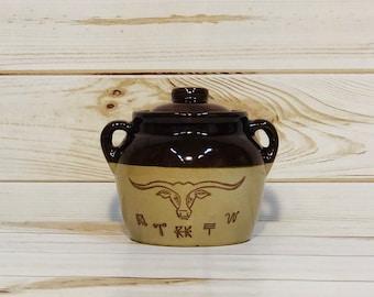 Monmouth Western Stoneware Pot