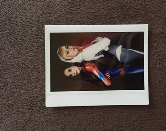 One-Of-A-Kind MJ and Gwen Cosplay Polaroid