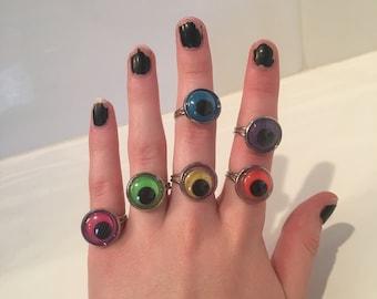 Googly Eye Ring