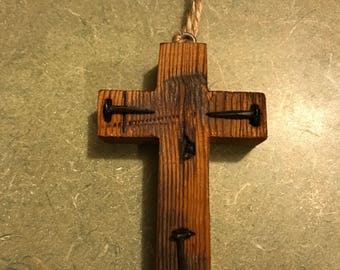 Vermont Real & Rustic ~ Old Rugged Cross