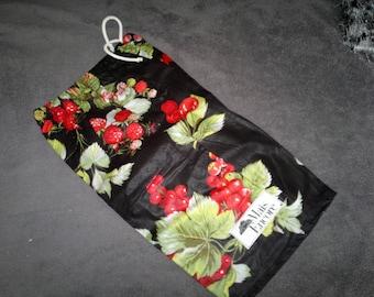 LOVELY Bermuda shorts in cotton - child 4/6 black print