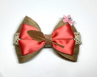 Moana - Disney Hair Bow