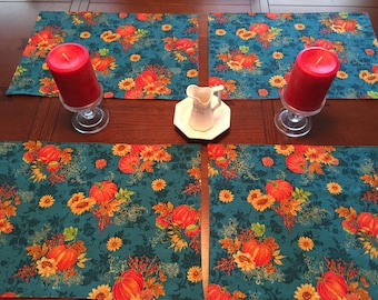 Fall Placemats