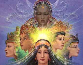 Goddess Oracle Reading with Channeled Messages