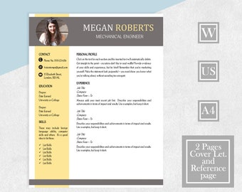 reference sheet for resume template