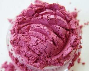 SAMPLE Pink Raspberry- All Natural Mineral Blush