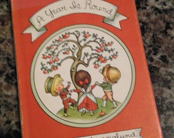 A YEAR IS ROUND by Joan Walsh Anglund First Edition No Inscription  1966