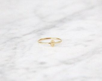 Dollar Sign Ring - 4016