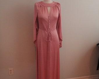 Early 1970's Disco Dress
