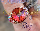 Crystal Ring Tutorial, Wi...