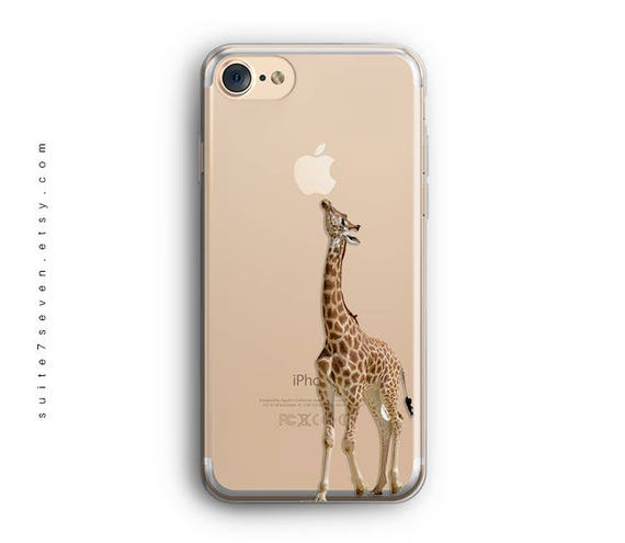 iphone 7 plus phone cases giraffe