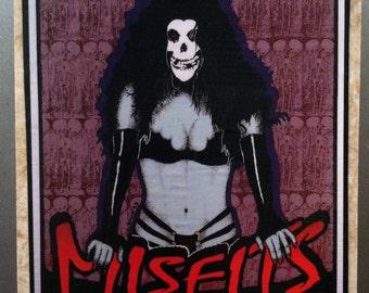 Misfits Concert Poster Magnet ~ Heavy Metal Punk