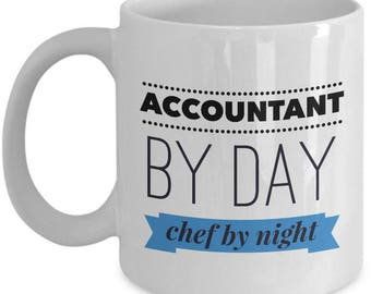 Accountant Coffee Mug - Gift For Accountants - Accounting Themed Gifts - Accounting Coworker Gift - Accountant Dad Gifts - Funny Dad Gift