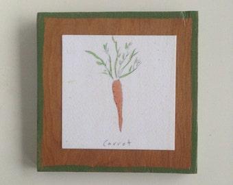 Carrot Tiny Print