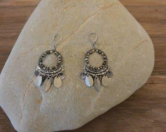 Pair of drop Earrings