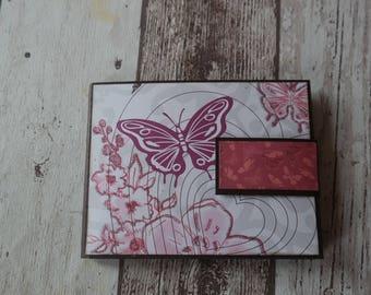 Mini Wallet Elegant Size 13 x 10 cm