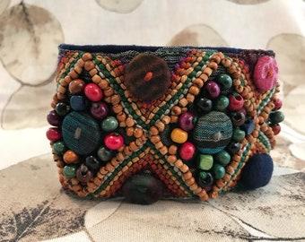 Wakanda Handmade Art Cuff Bracelet