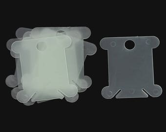 empty 3.9 cm x 3.7 cm - 10 spools - Reel - Reel
