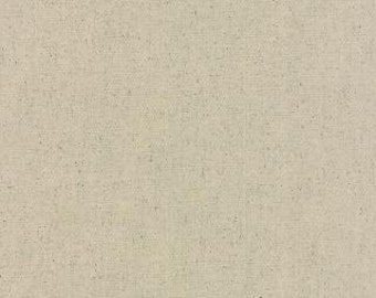 Linen Unbleached Blend in Natural 1/2 yard