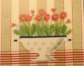 Daisies by Kazuko Aoki dmc bk010