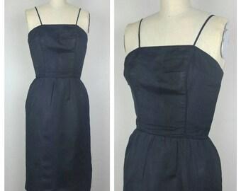 50s Little Black Dress - Extra Small