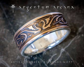 Original Handcrafted Artisan Jewelry By Argentumarcana On Etsy