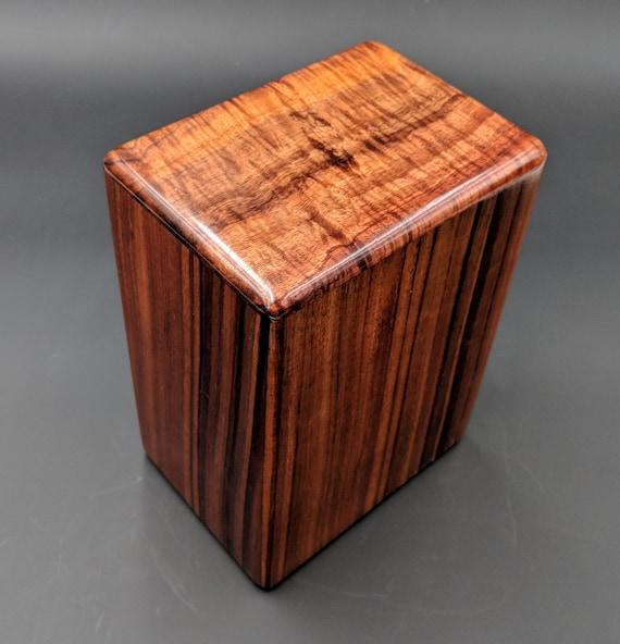 Famous Koa Cremation Urns - OverTheHawaiianMoon NI82
