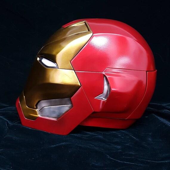 Iron Man Mk 46 47 Helmet UNPAINTED RAW Casting