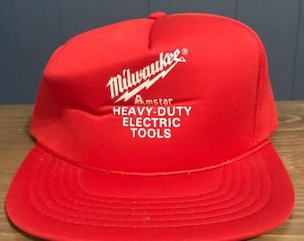 Vintage Milwaukee Hat