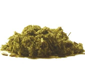 Mugwort Loose Herb Prepared from Certified Organic Herbs