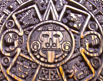 "24"" Mayan Calendar"