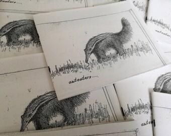 Anteaters : zine