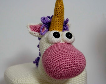 Unicorn Children's Stool