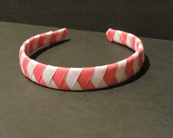 Chevron Ribbon Headband