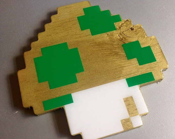 art - Video Game Cufflinks by Pixel Party